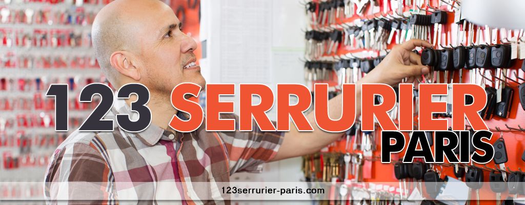 123serrurier paris
